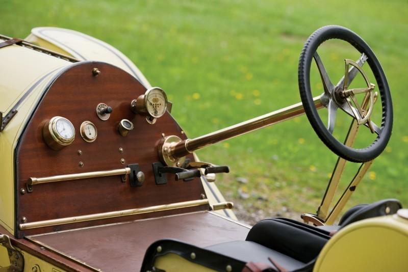 1911 Mercer Type 35R Raceabout 4