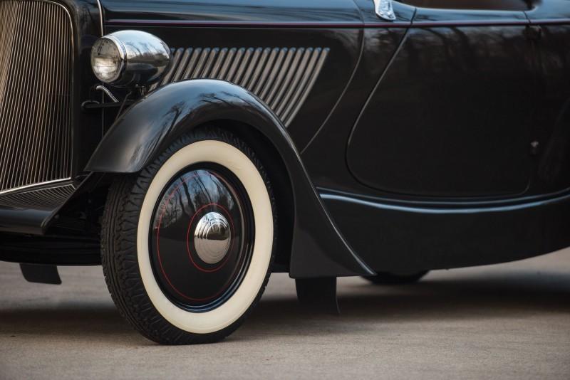 1932 Ford Model 18 Edsel Ford Speedster 12