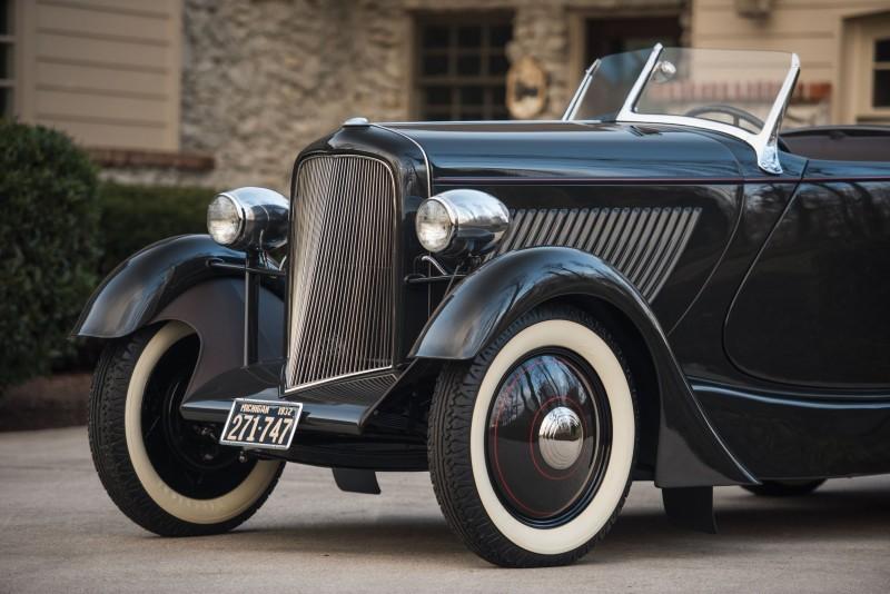 1932 Ford Model 18 Edsel Ford Speedster 13