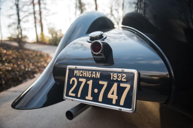 1932 Ford Model 18 Edsel Ford Speedster 26