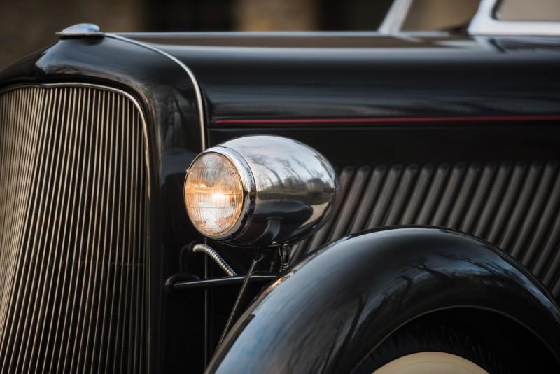 1932 Ford Model 18 Edsel Ford Speedster 8