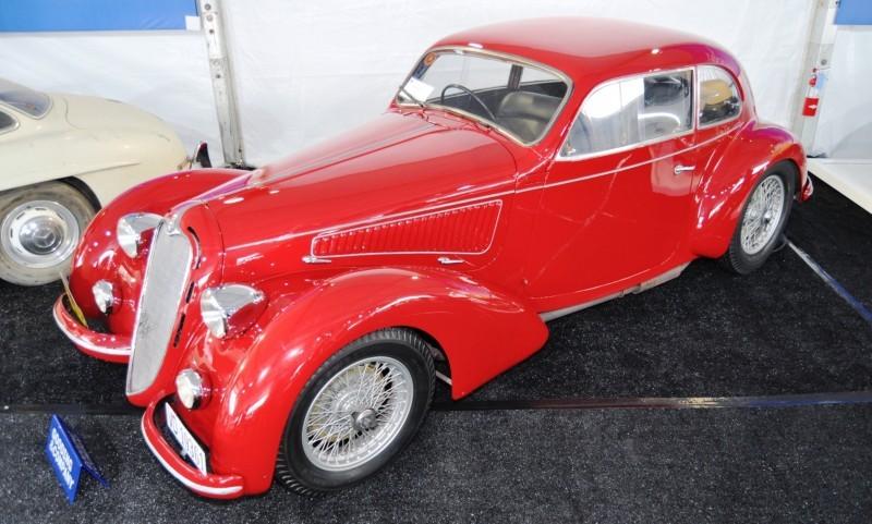 1938 Alfa-Romeo 6C 2300B Mille Miglia 11