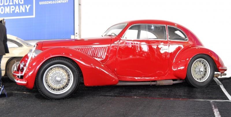 1938 Alfa-Romeo 6C 2300B Mille Miglia 4