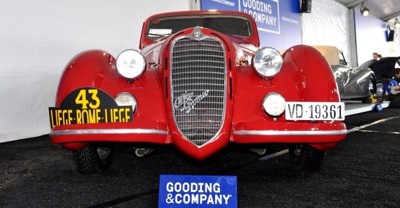1938 Alfa-Romeo 6C 2300B Mille Miglia 8