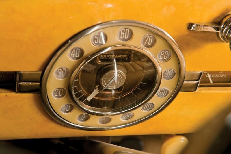 1940 Packard Custom Super Eight Convertible Sedan by Darrin 15
