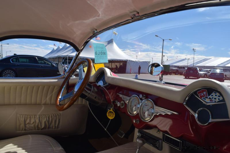 1953 Chevrolet Corvette Bubble Hardtop - 1989 Replica Vehicle 28