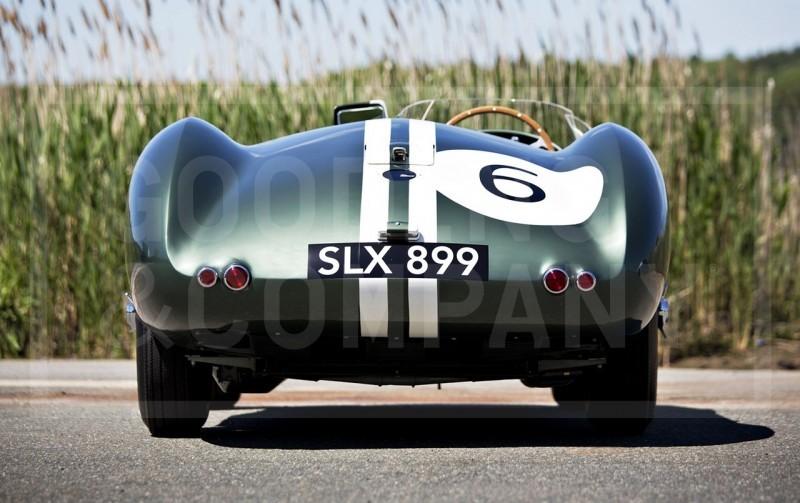 1955 Aston Martin DB3S Earns $5.5M At Gooding Pebble Beach 2014  15