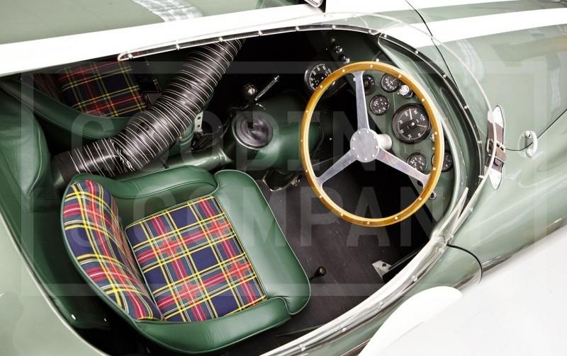 1955 Aston Martin DB3S Earns $5.5M At Gooding Pebble Beach 2014  17