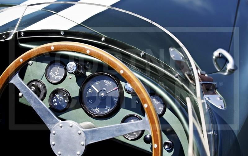 1955 Aston Martin DB3S Earns $5.5M At Gooding Pebble Beach 2014  19