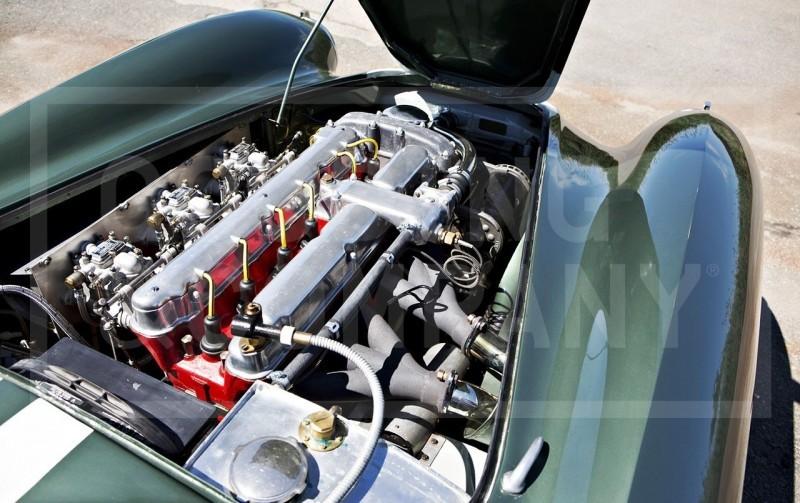 1955 Aston Martin DB3S Earns $5.5M At Gooding Pebble Beach 2014  7