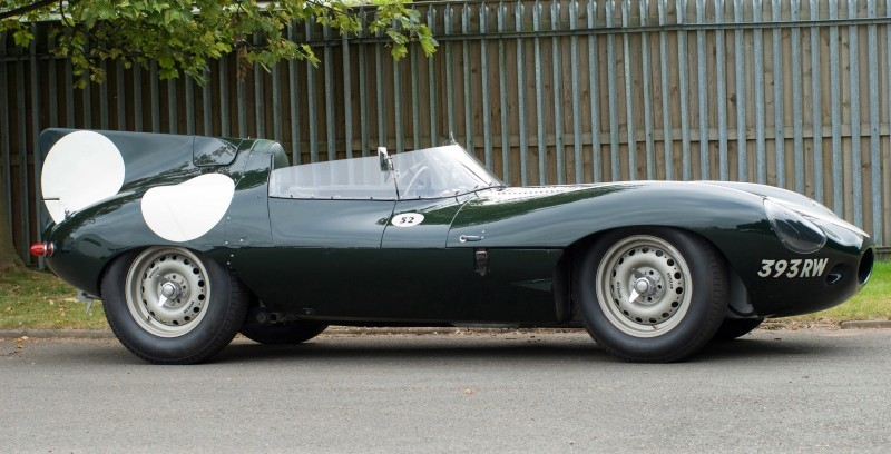 1956 Jaguar D-type 393RW_ECA0067B