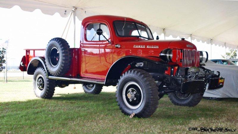 1961 Dodge POWER WAGON WM300 Pickup 7