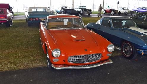 1963 Maserati 3500GTi Superleggera Coupe 16