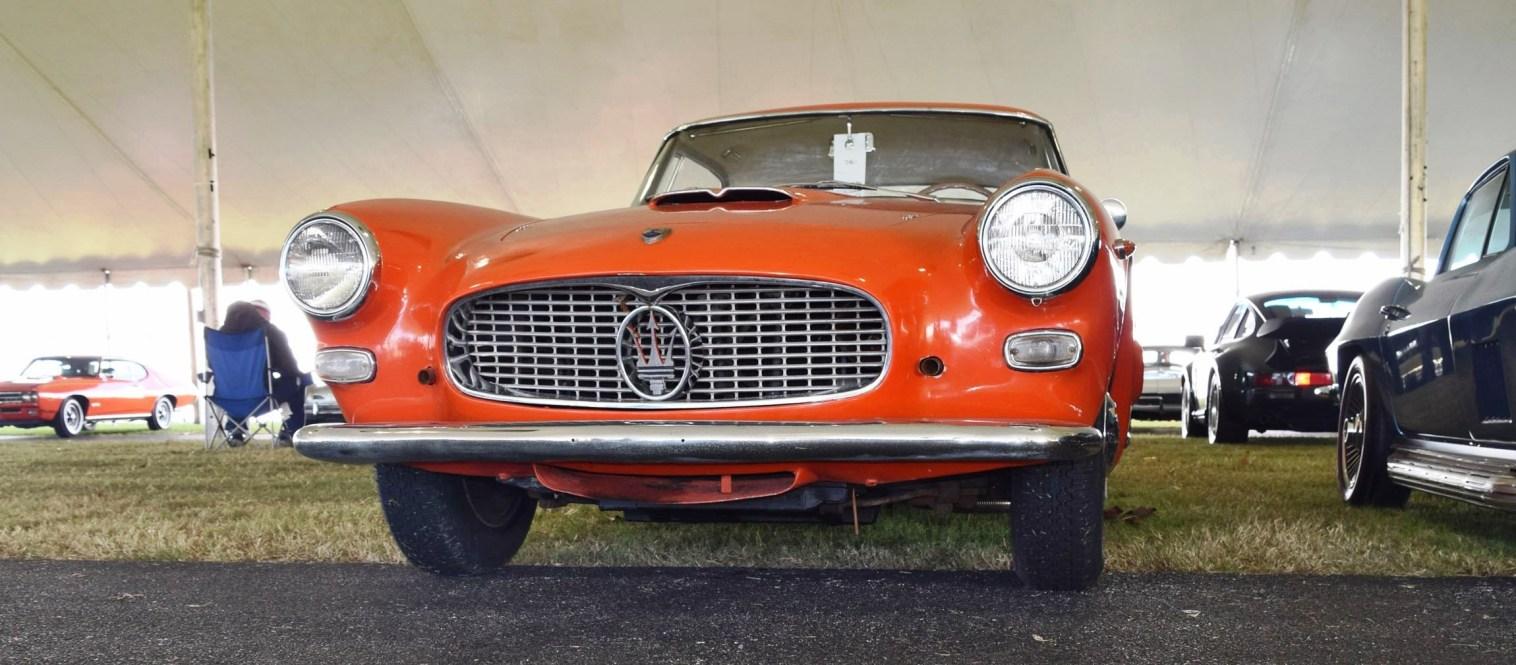 1963 Maserati 3500GTi Superleggera Coupe 20
