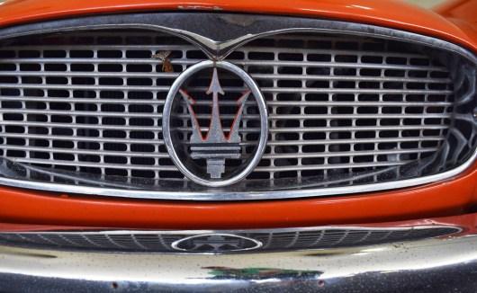 1963 Maserati 3500GTi Superleggera Coupe 28