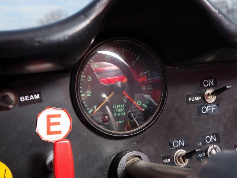 1968 Alfa Romeo Tipo 33-2 Daytona RM Auctions MONACO 2014 12