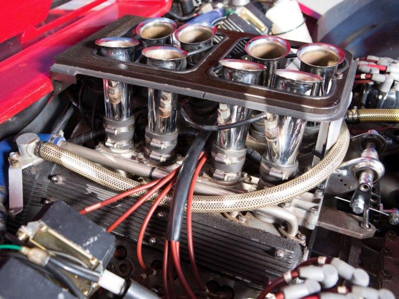 1968 Alfa Romeo Tipo 33-2 Daytona RM Auctions MONACO 2014 14