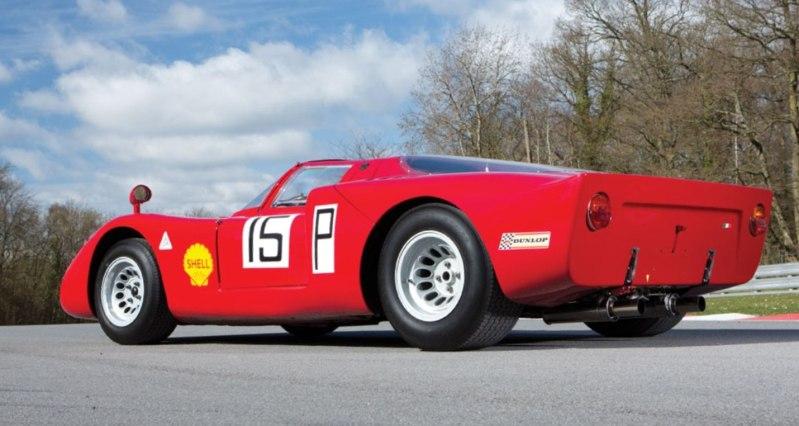 1968 Alfa Romeo Tipo 33-2 Daytona RM Auctions MONACO 2014 17