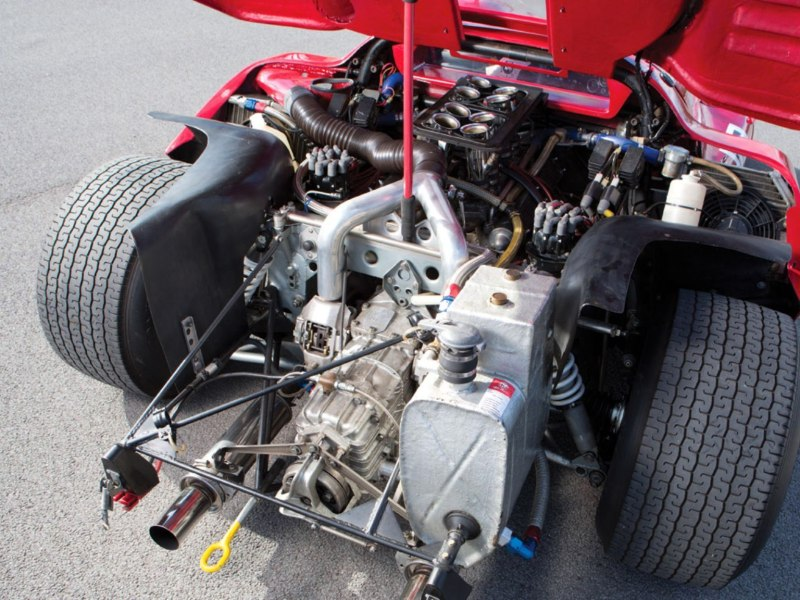 1968 Alfa Romeo Tipo 33-2 Daytona RM Auctions MONACO 2014 3