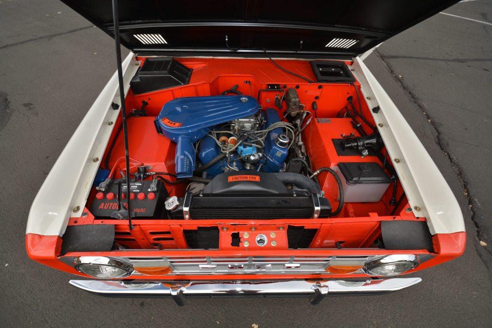 1971 Ford Bronco Stroppe Baja Edition 17