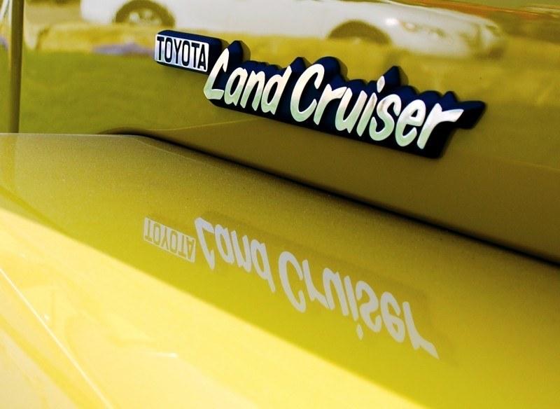 1976 Toyota Land Cruiser FJ40 6