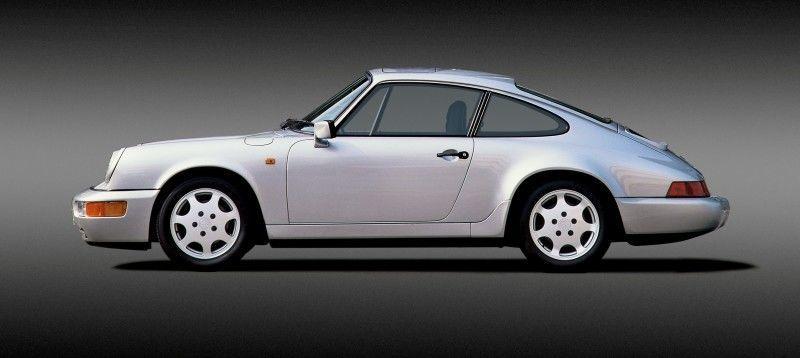 1988 911 Carrera 4 Type 964_001
