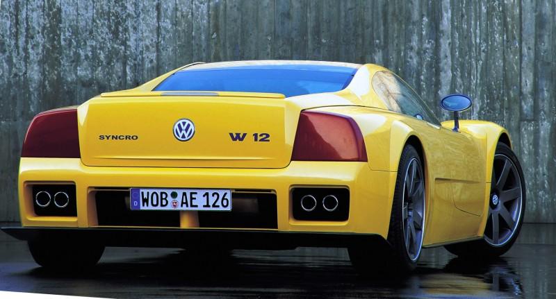 1997 Volkswagen W12 SYNCHRO 12