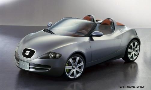 2001 SEAT Tango 2