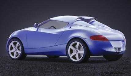 2001 SEAT Tango 3