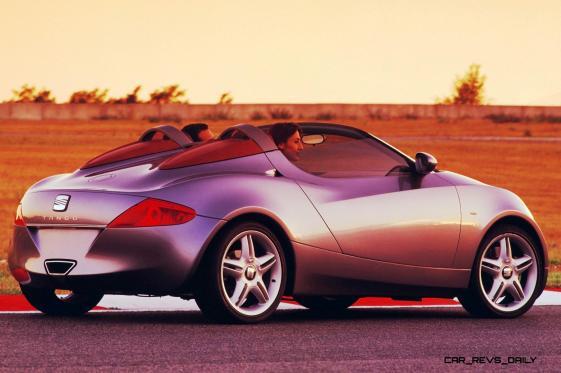 2001 SEAT Tango 7