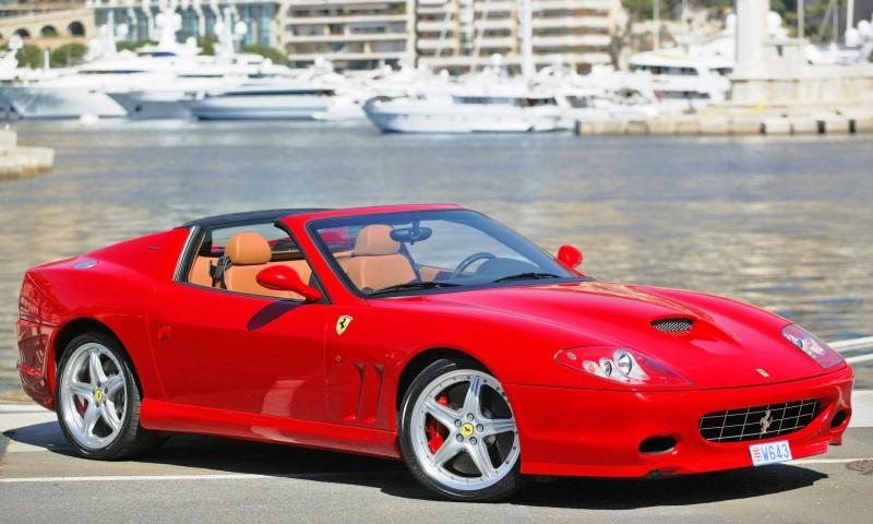 2006 Ferrari 575 SuperAmerica 13