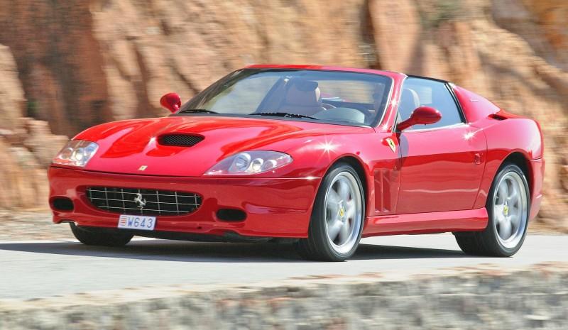 2006 Ferrari 575 SuperAmerica 28