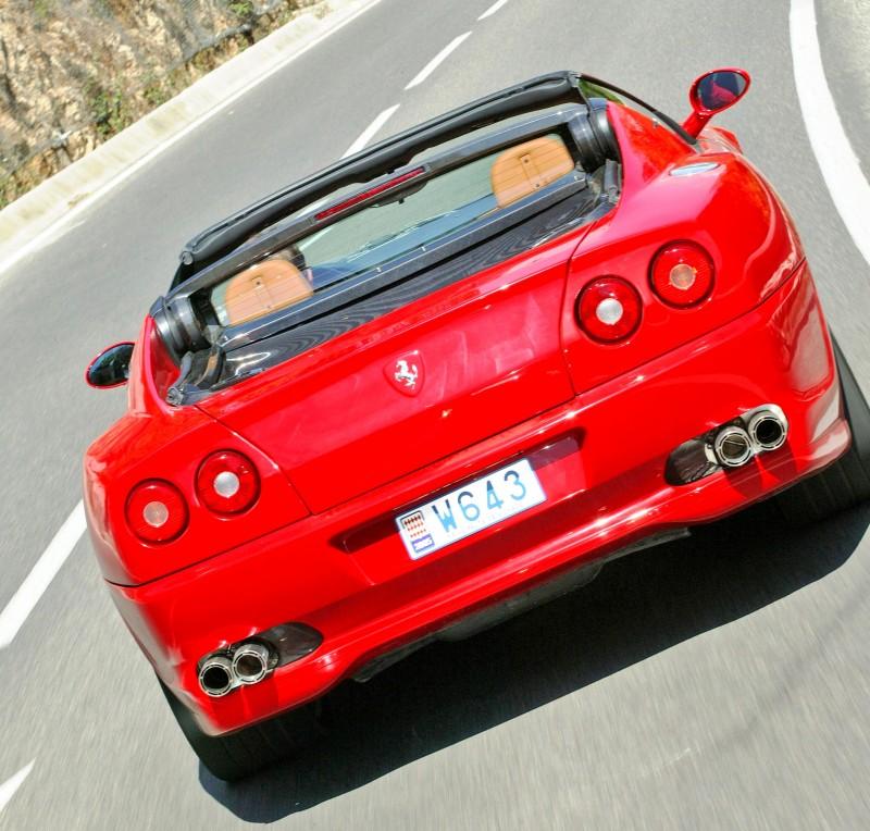 2006 Ferrari 575 SuperAmerica 34