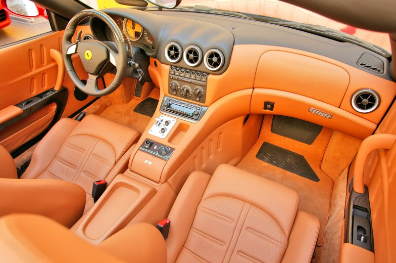 2006 Ferrari 575 SuperAmerica 37