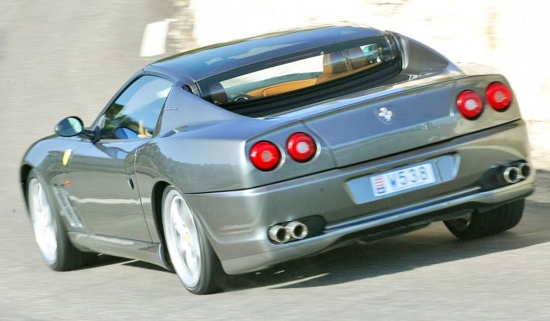 2006 Ferrari 575 SuperAmerica 50