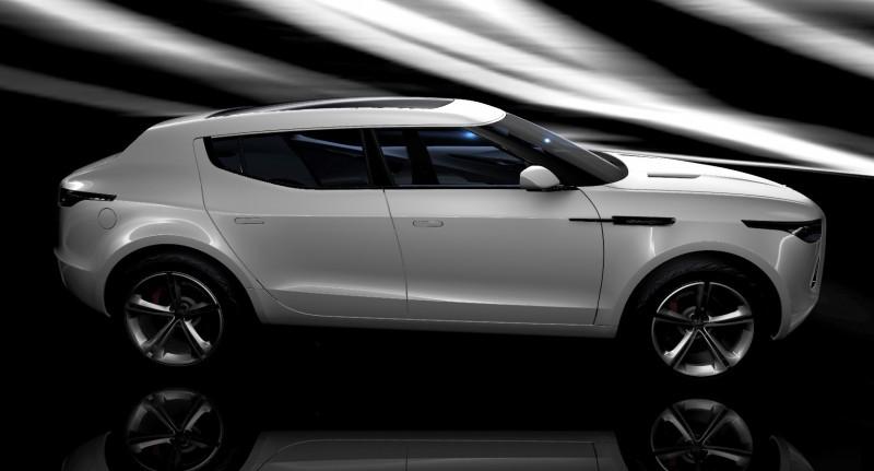 2009 Aston Martin LAGONDA SUV Concept 10