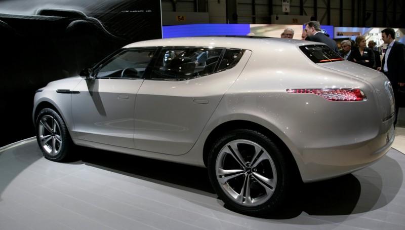2009 Aston Martin LAGONDA SUV Concept 11