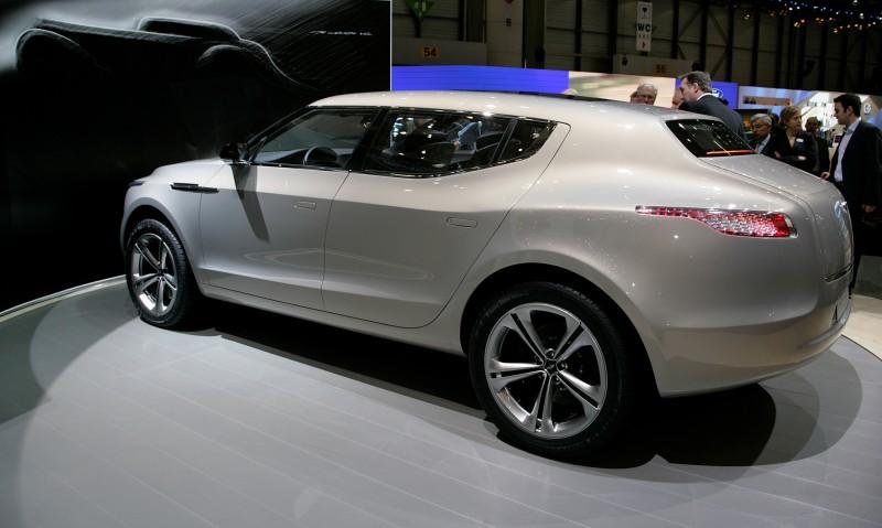 2009 Aston Martin LAGONDA SUV Concept 5