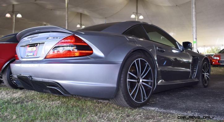 2009 Mercedes-Benz SL65 AMG Black Series 38