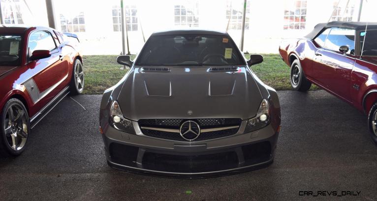 2009 Mercedes-Benz SL65 AMG Black Series 5