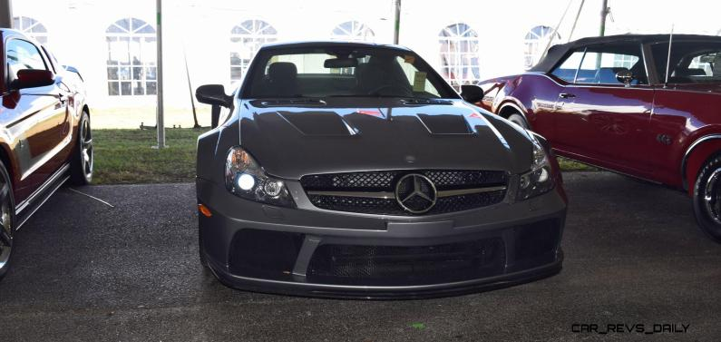 2009 Mercedes-Benz SL65 AMG Black Series 7