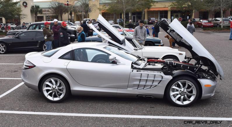 2009 Mercedes-McLaren SLR 5