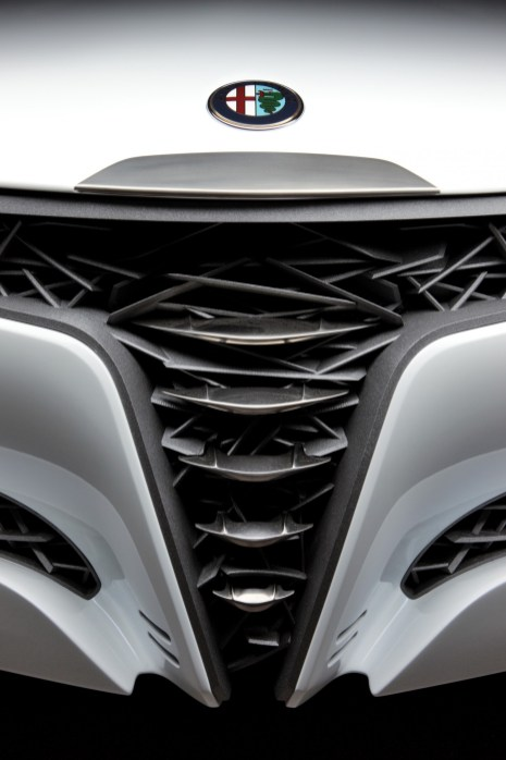 2010 BERTONE Pandion for Alfa-Romeo Is Next-Level Brilliance Inside and Out 45