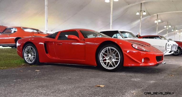 2012 Factory Five GTM Road Special 12