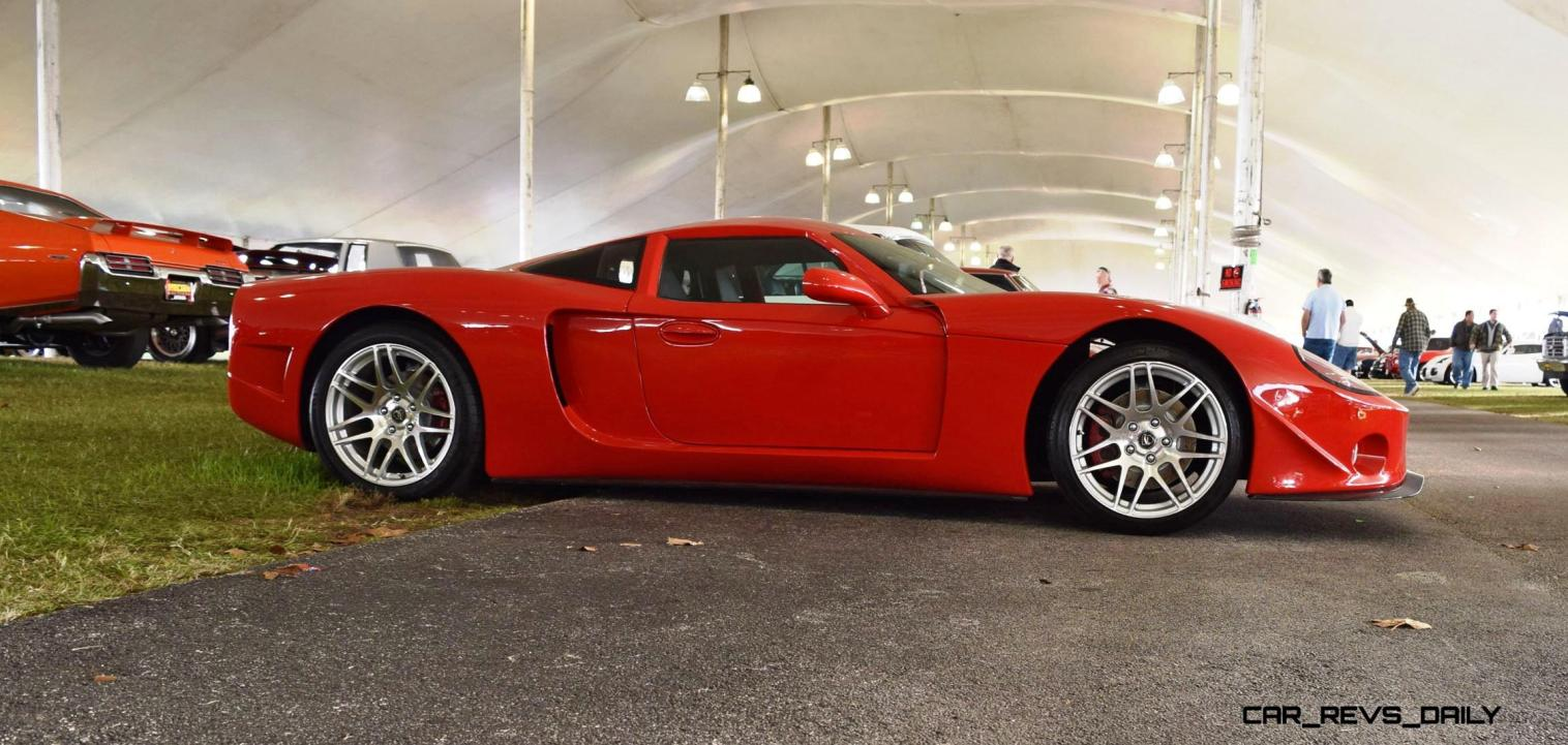 2012 Factory Five GTM Road Special 13