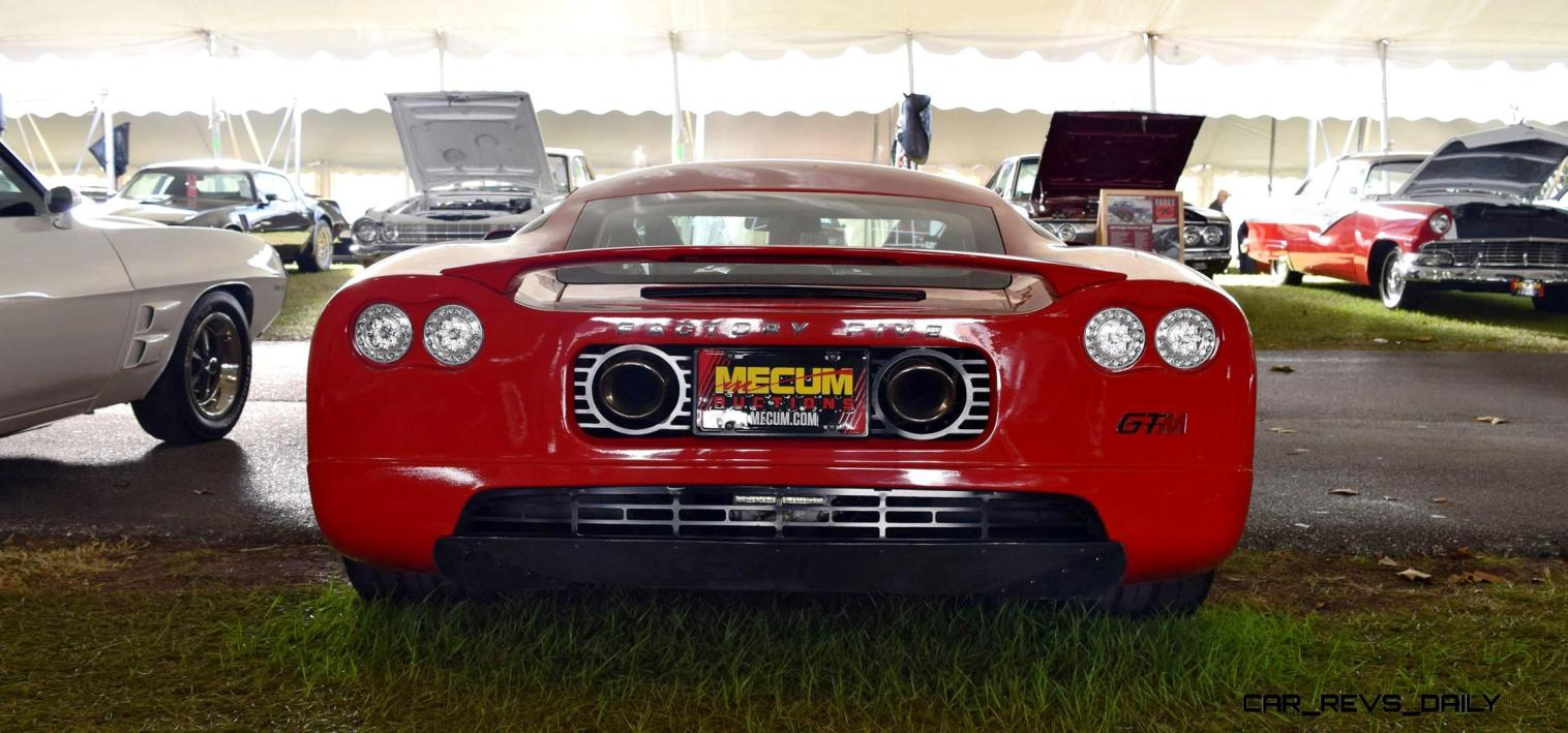 2012 Factory Five GTM Road Special 19