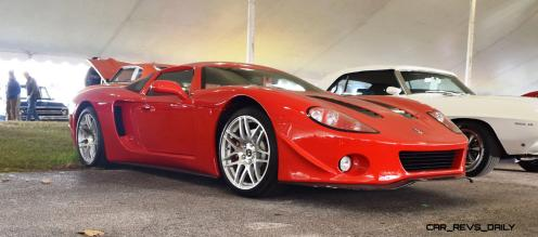 2012 Factory Five GTM Road Special 9