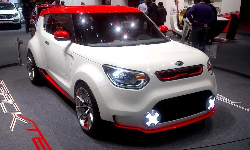2012 Kia Trackster Concept 22