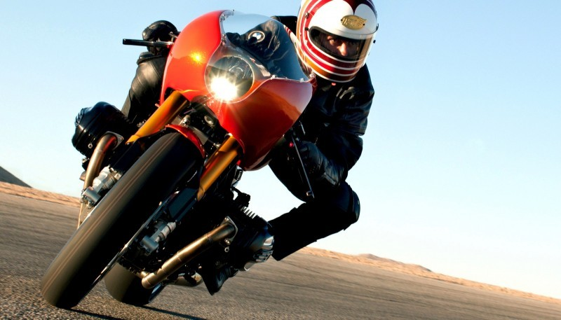 2013 BMW R90S Concept Celebrates 40 Years of the R90 and 90 Years Making Bikes 20