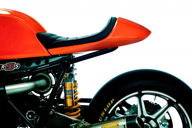 2013 BMW R90S Concept Celebrates 40 Years of the R90 and 90 Years Making Bikes 30
